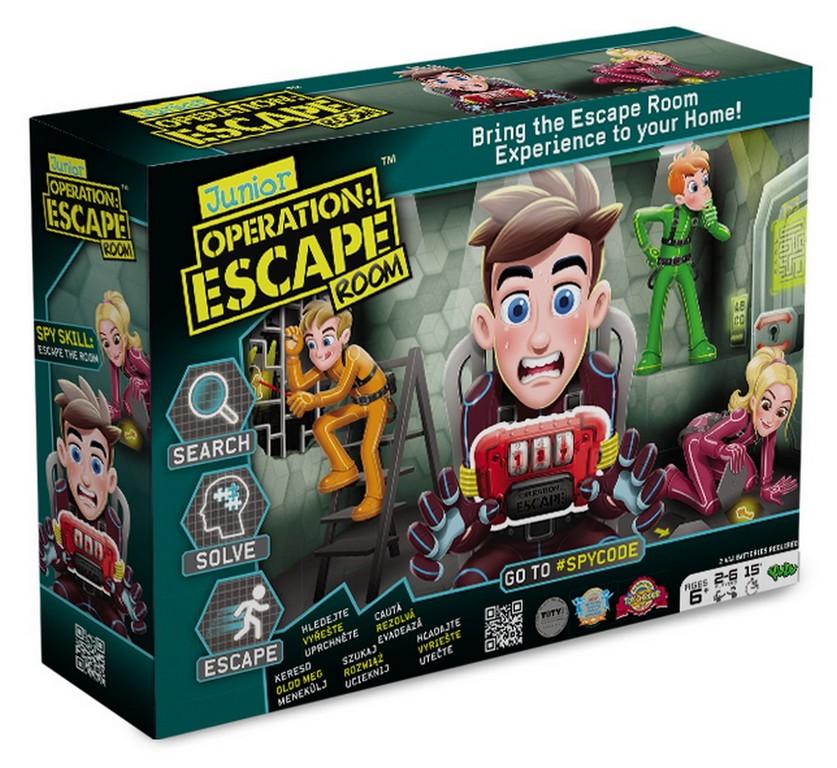 Uniková hra Escape Room Junior
