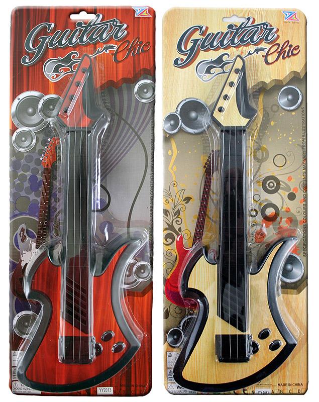 kytara ROCK dětská 2 druhy