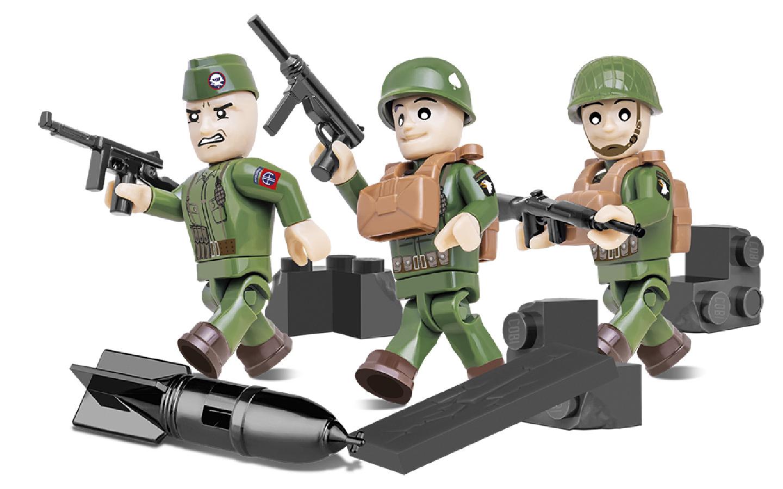 Figurky s doplňky Americká letecká divize, 26 k
