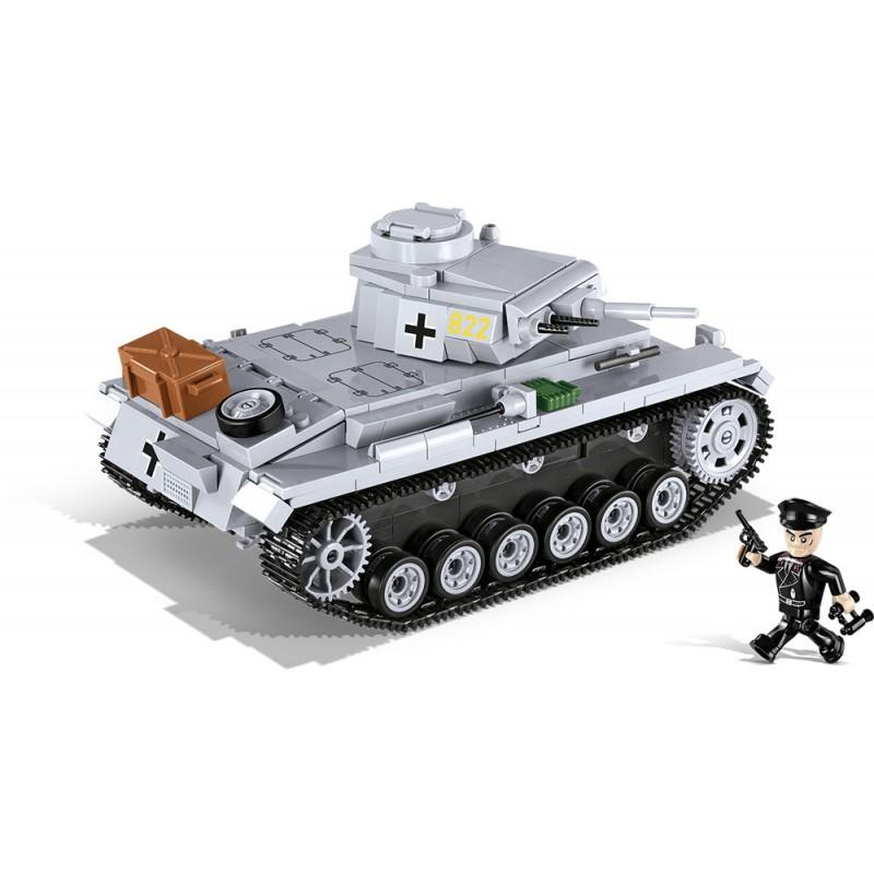II WW Panzer III Ausf E 470 k 1 f