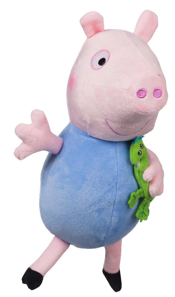 Plyšové prasátko Tom s kamarádem Peppa Pig 35 cm