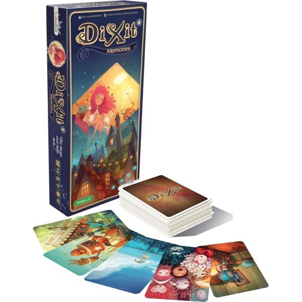 Hra Dixit 6 Memories - rozšíření
