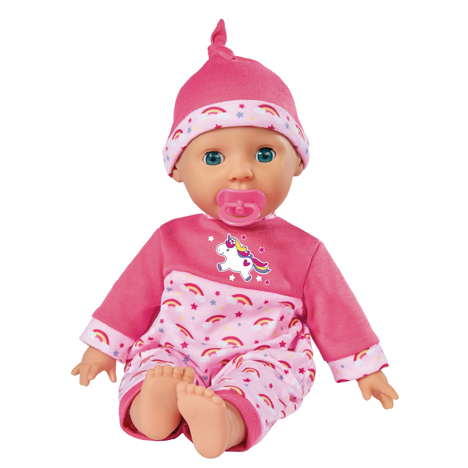 Panenka Laura Tickle Baby 38 cm