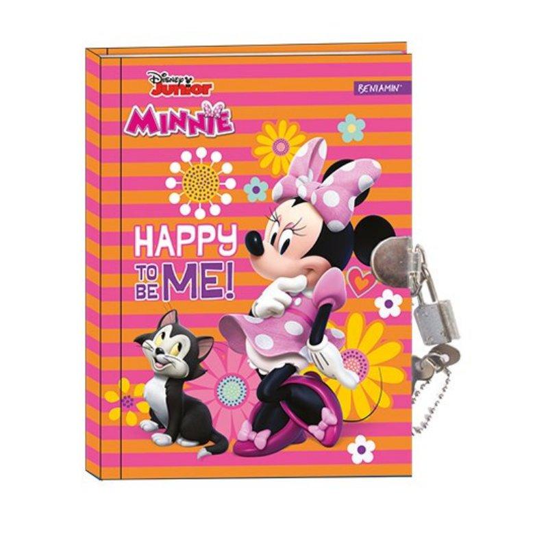 Památník se zámkem Disney Minnie Happy