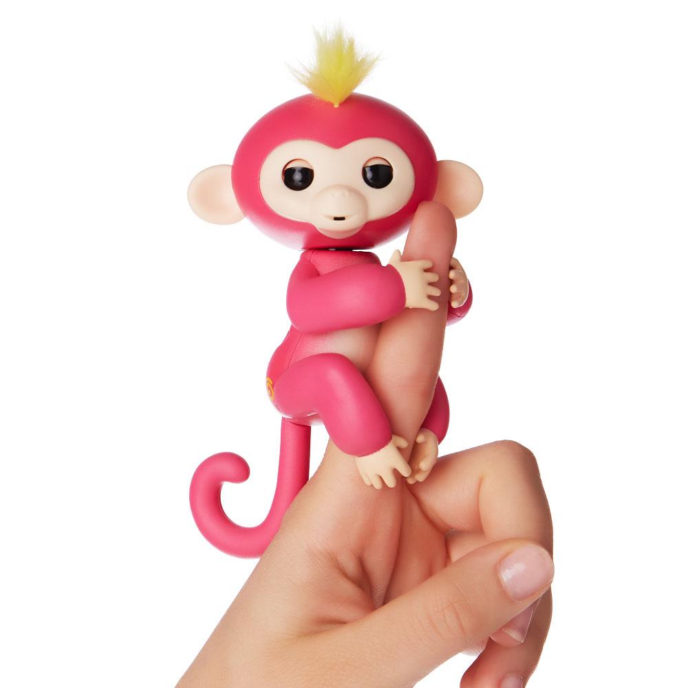 Fingerlings - Opička Bella růžová