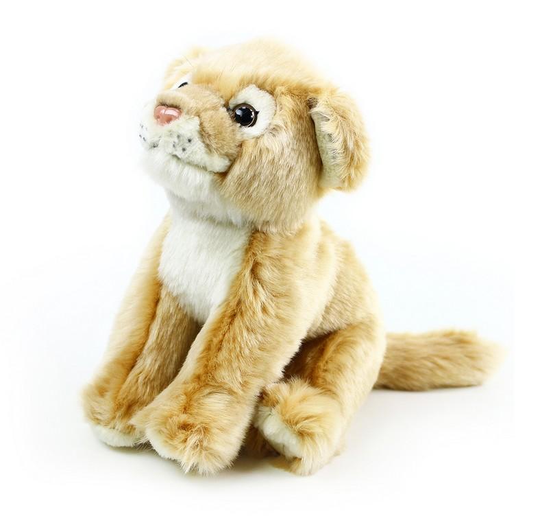 Plyšová lvice 20 cm