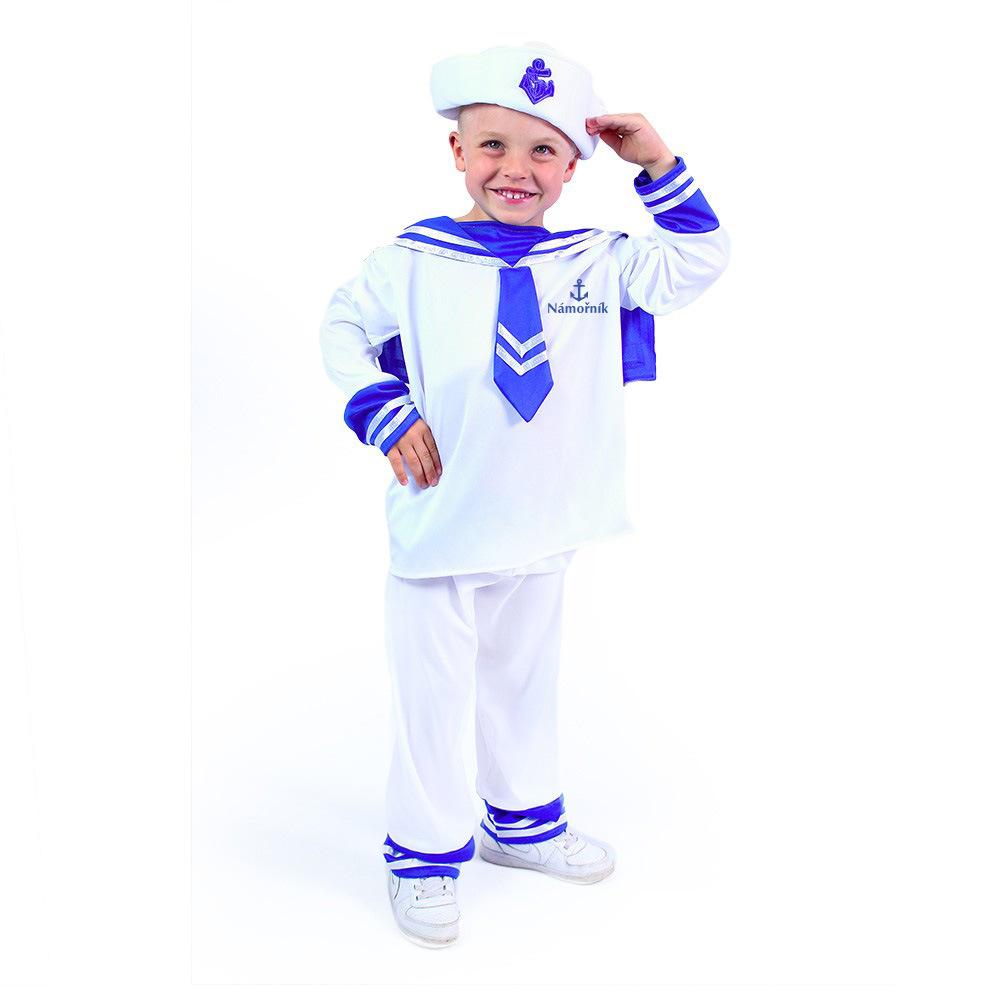 Dětský kostým námořník (S)