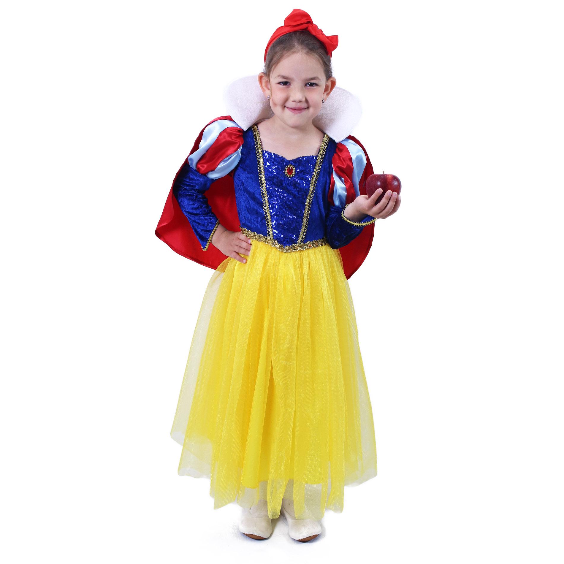 Dětský kostým Sněhurka (M)