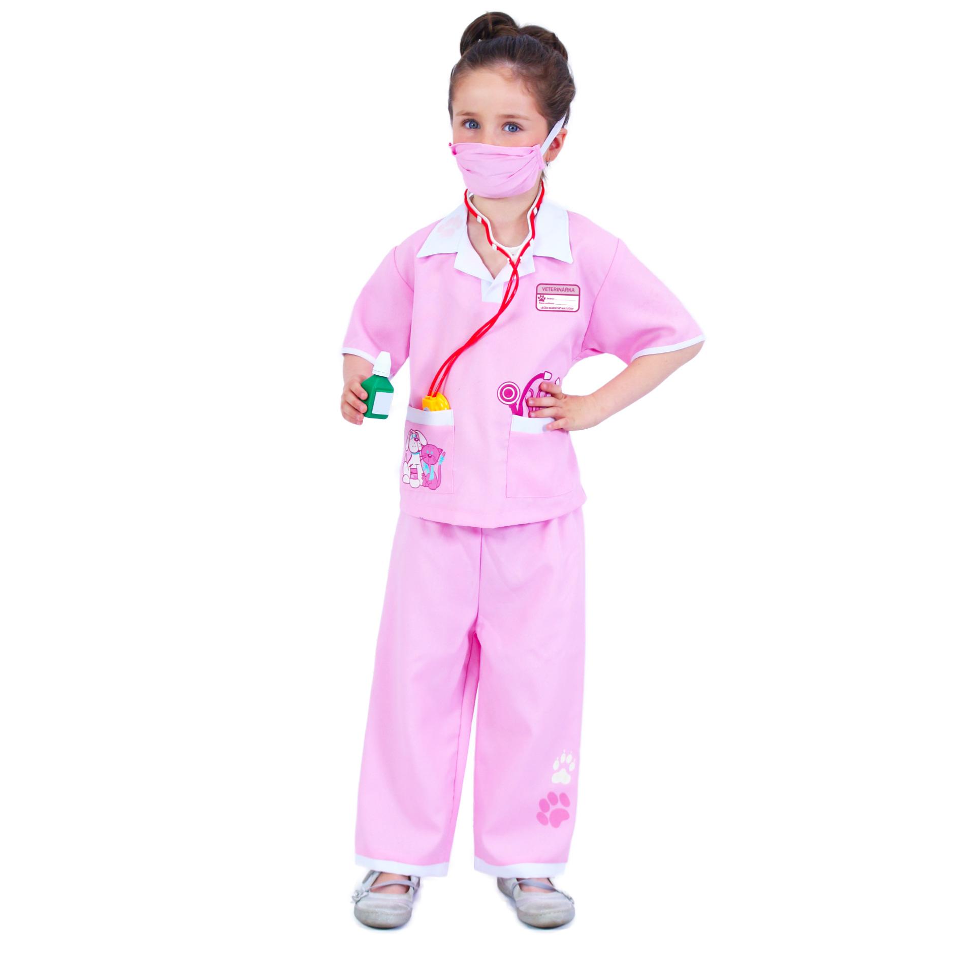 Dětský kostým veterinářka (M) e-obal