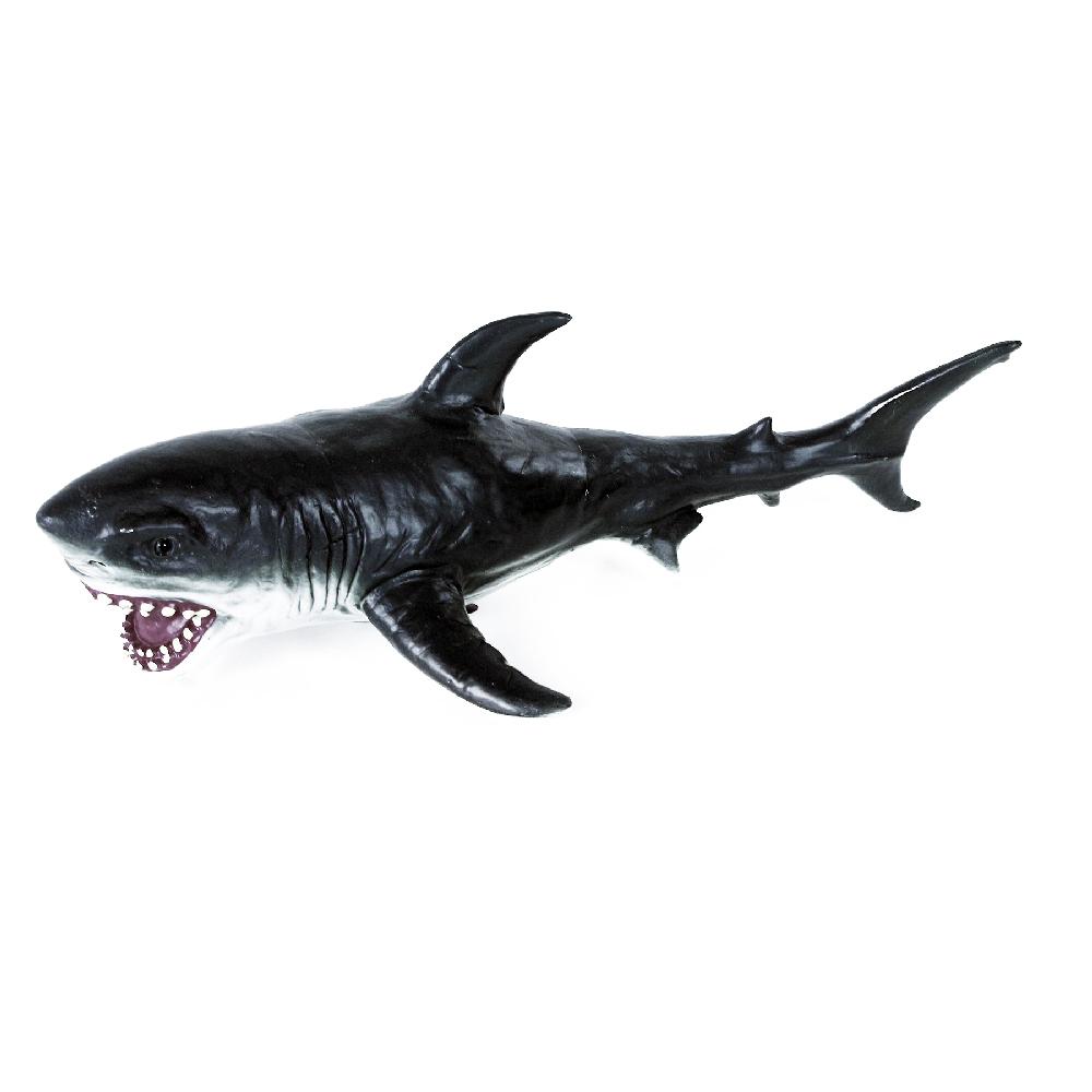 Žralok 25 cm s detailním provedením v krabici