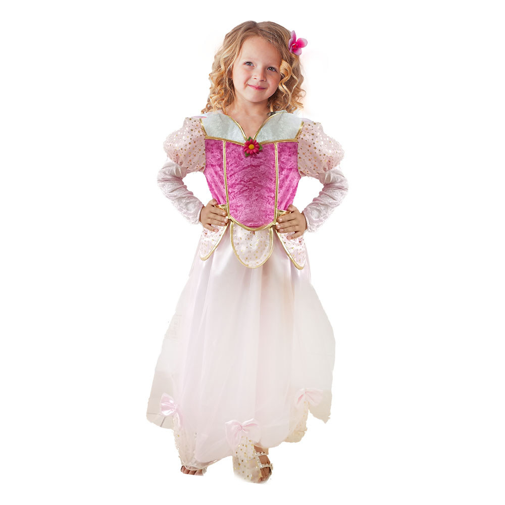 Dětský kostým princezna Květinka (L)