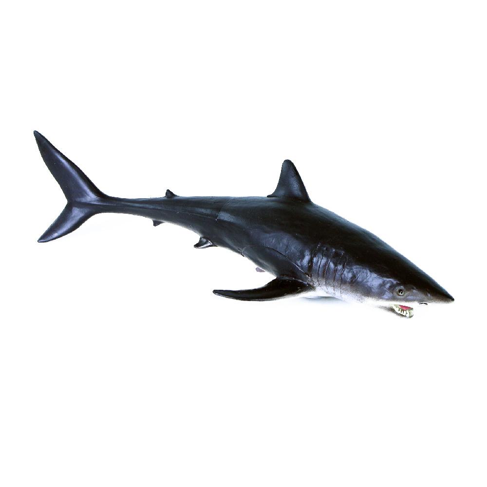 Žralok 29 cm s detailním provedením v krabici