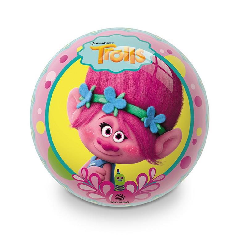 míč nafouknutý Trollové 23 cm