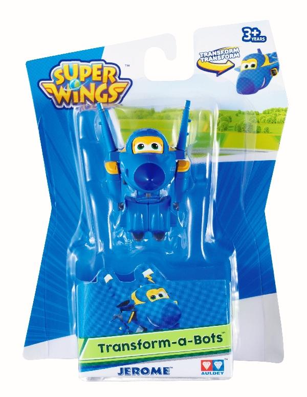 Super Wings - Transformuj Robota - Jerome