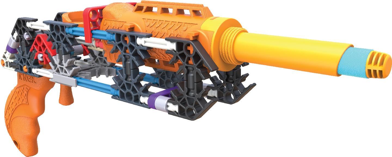 K NEX - Stavebnice pistole K-10X. 94 dílků