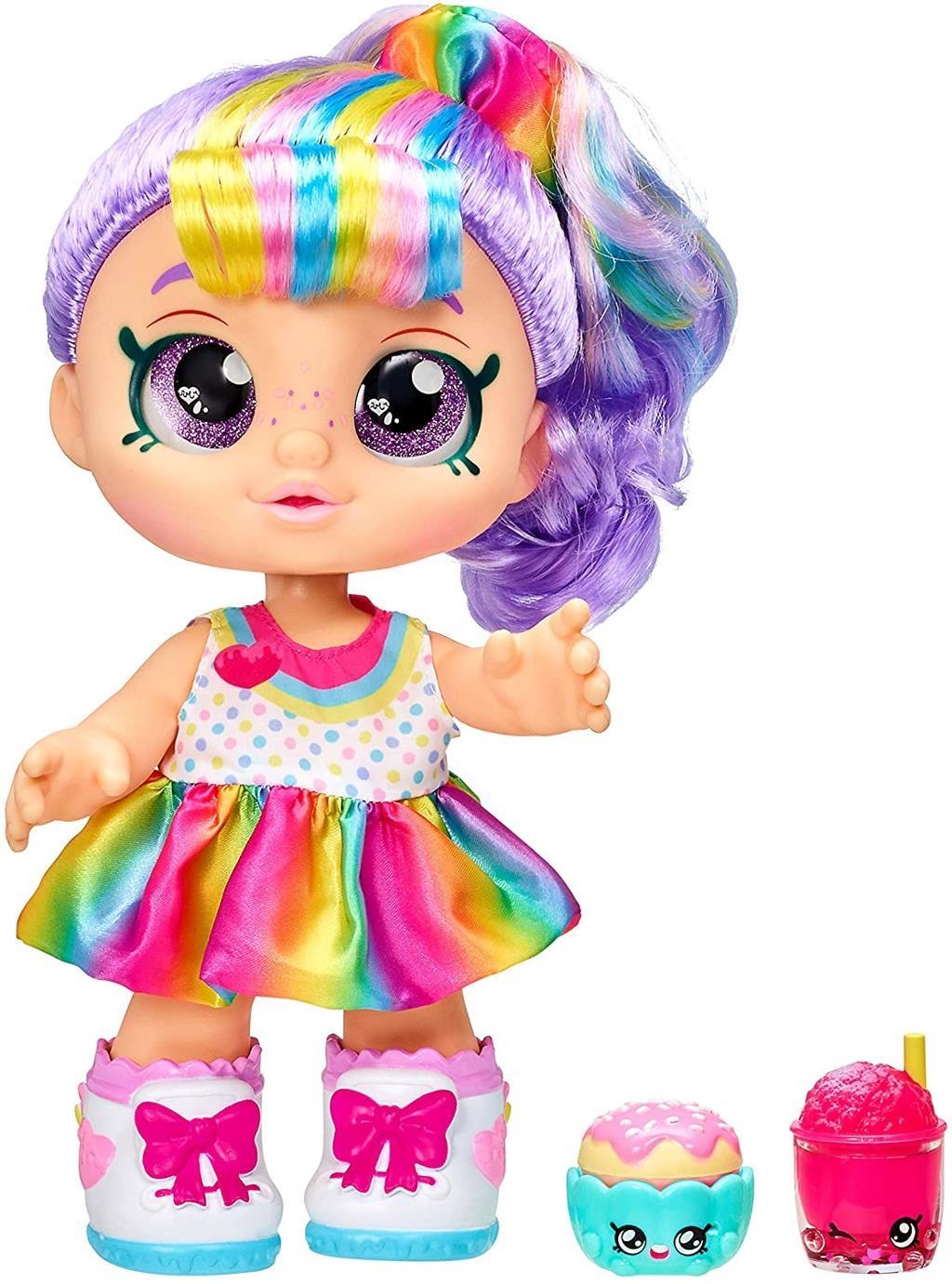 Kindi Kids panenka Rainbow Kate