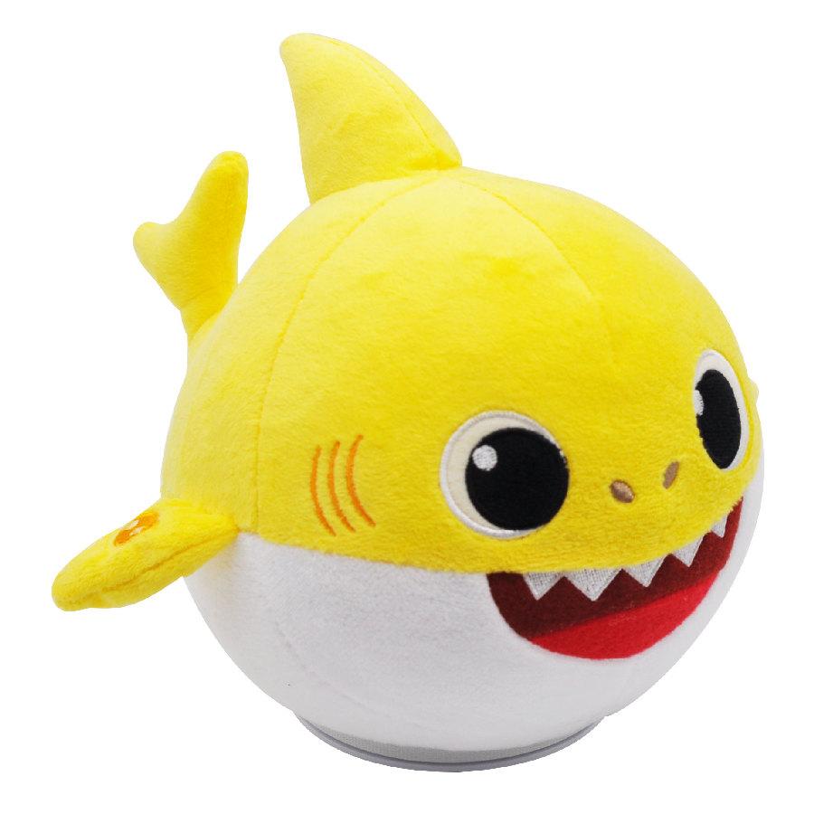 Plyšový tančící Baby Shark