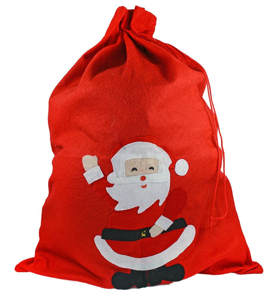 Pytlík vánoční MAXI 50x70 cm