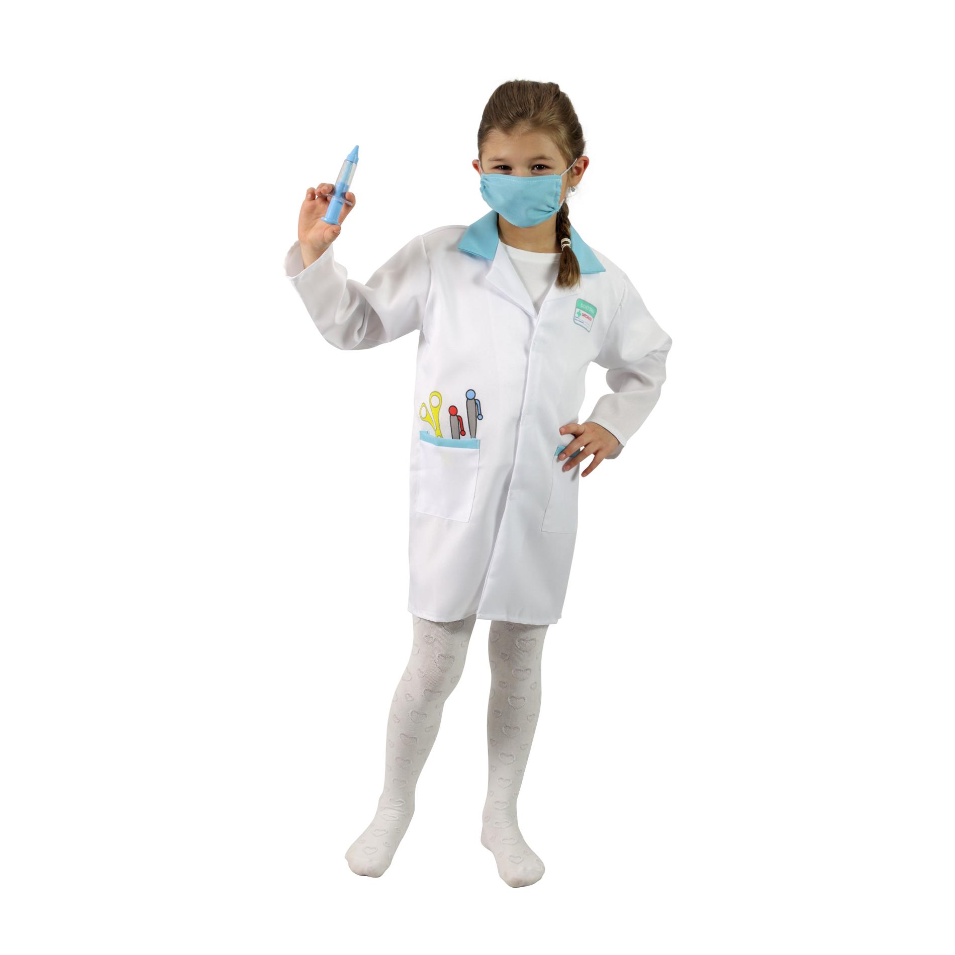 Dětský kostým doktorka (M)