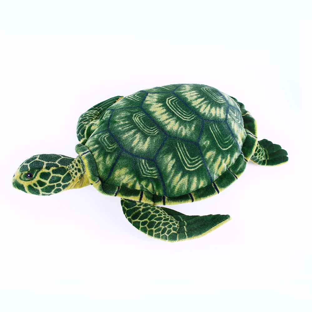 Velká plyšová želva 80 cm