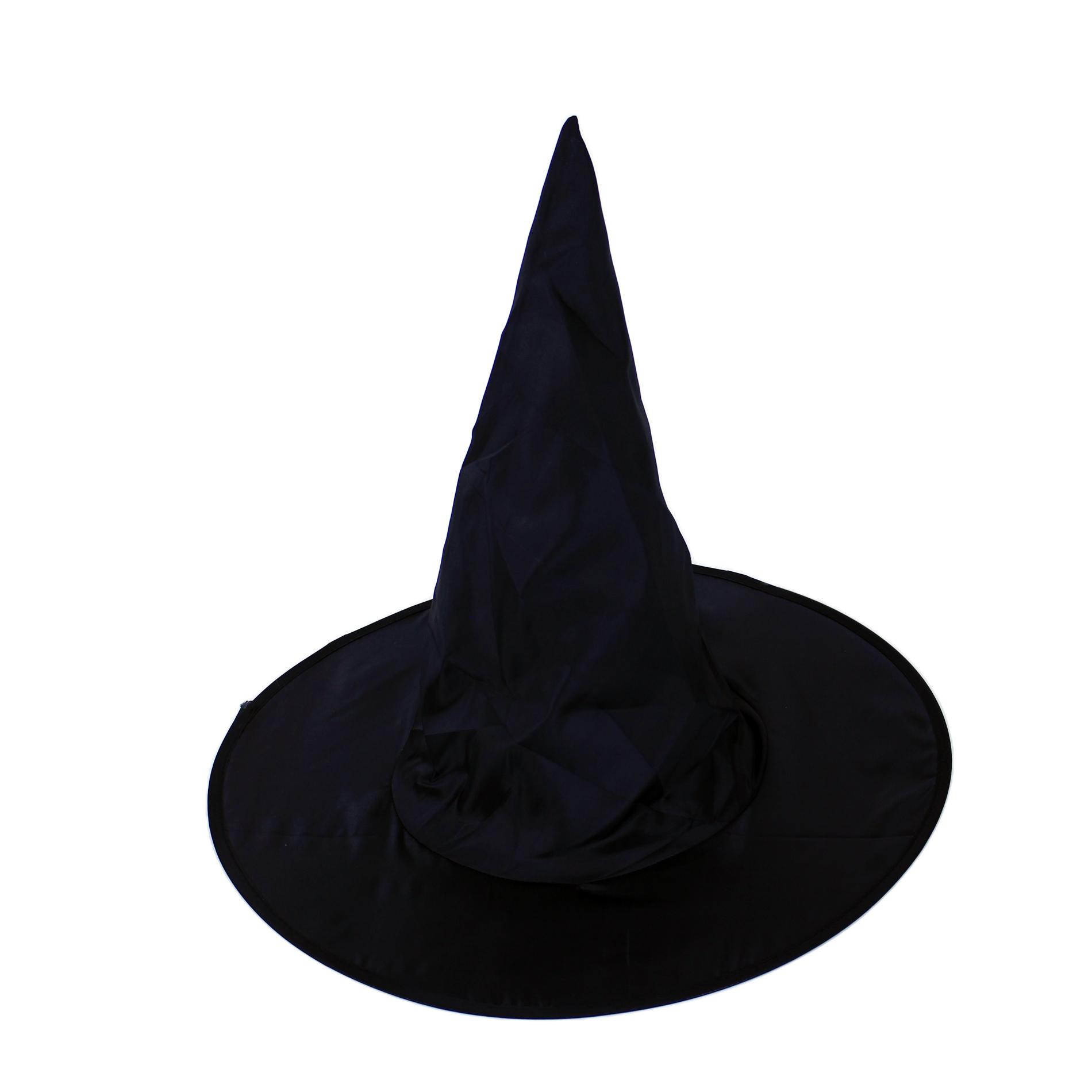 Klobouk pro dospělé čarodějnice / Halloween