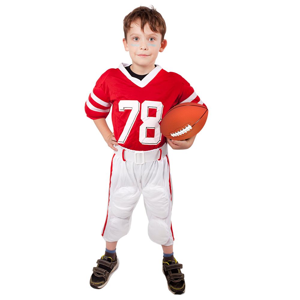 Dětský kostým fotbalový hráč (M)