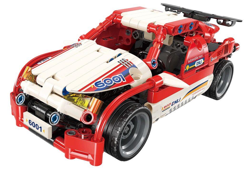 Stavebnice Qman Model Power 6001 Scarlet Shadow Canis