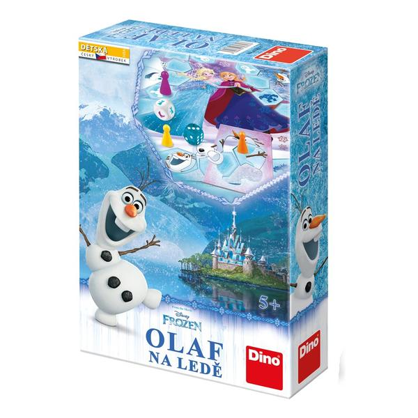 Hra OLAF NA LEDĚ FROZEN - Ledové království