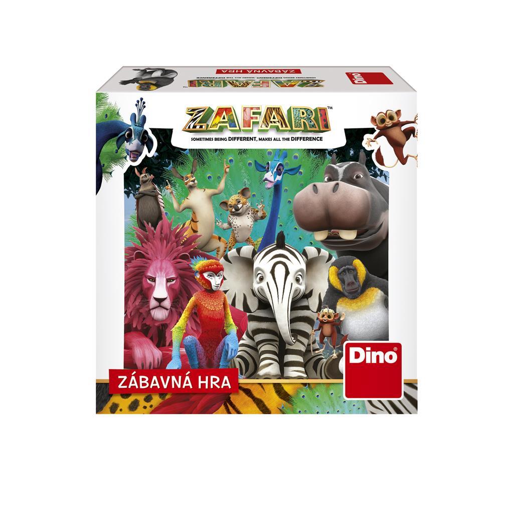Hra Zafari
