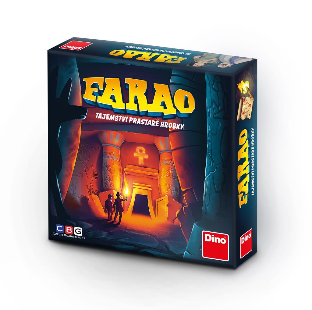 Hra FARAO - Tajemství prastaré hrobky