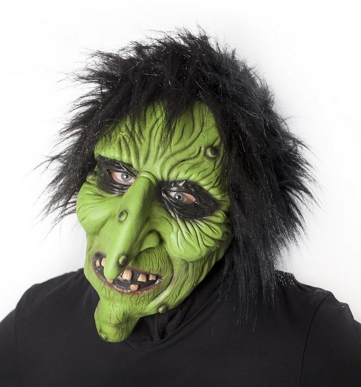 Maska čarodějnice/Halloween