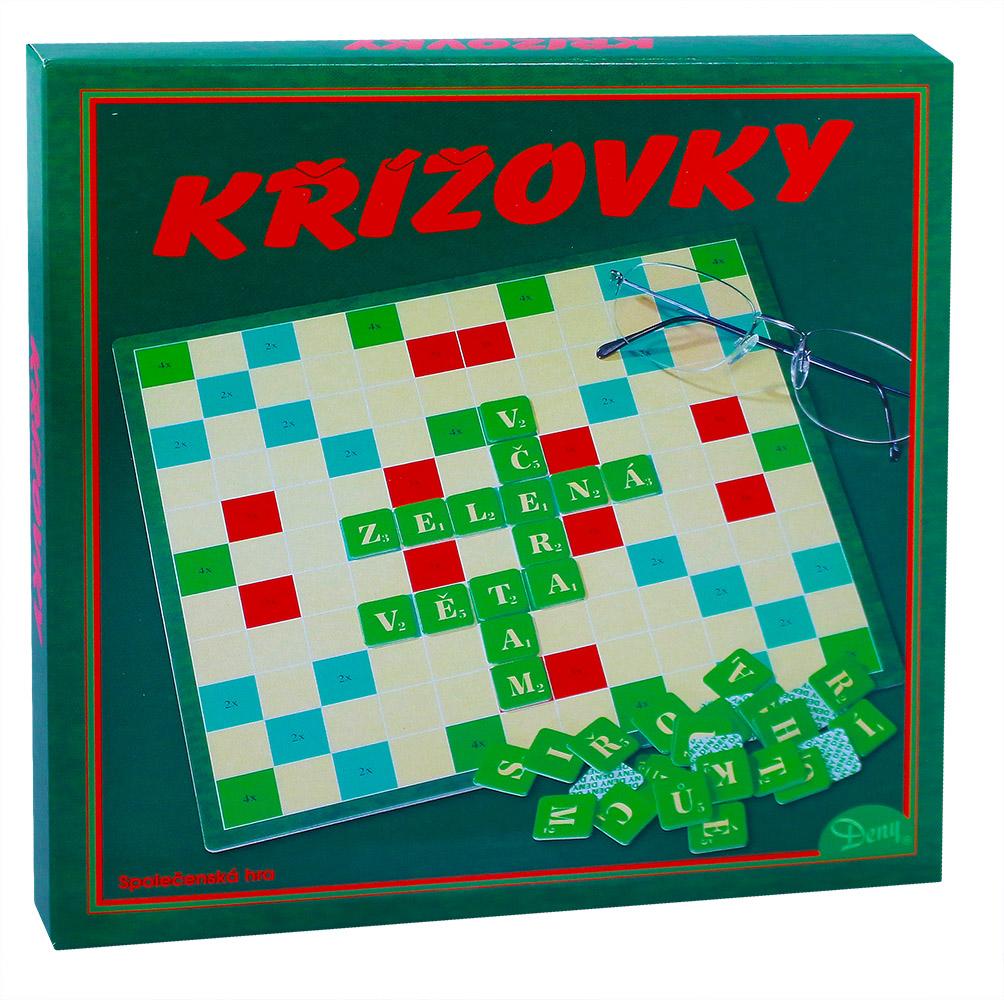 hra Křížovky