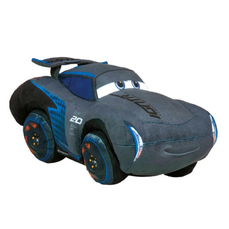 plyš Cars 3 Jackson Storm 25cm