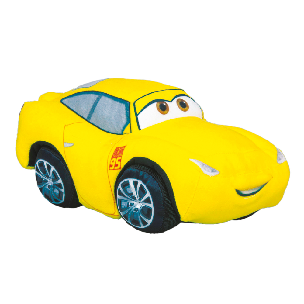 plyšové auto Cars 3 Cruz Ramirez 20cm