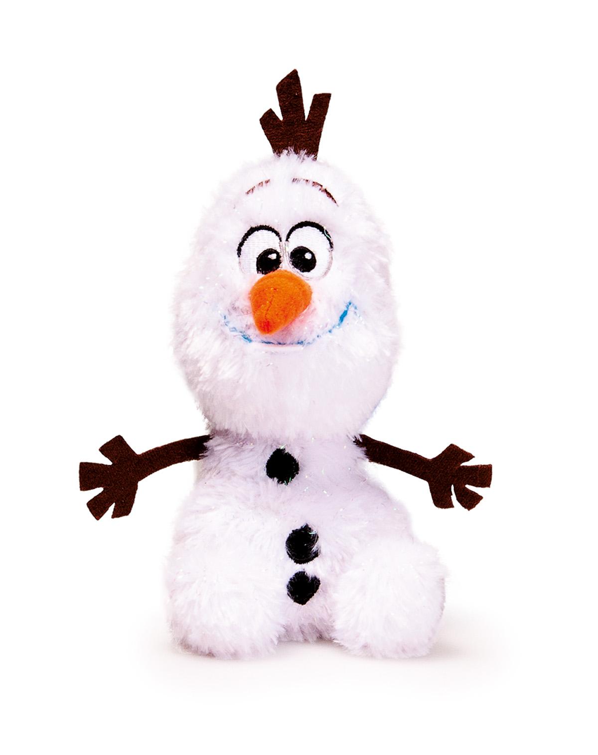 Plyšový OLAF TŘPYTIVÝ 20cm