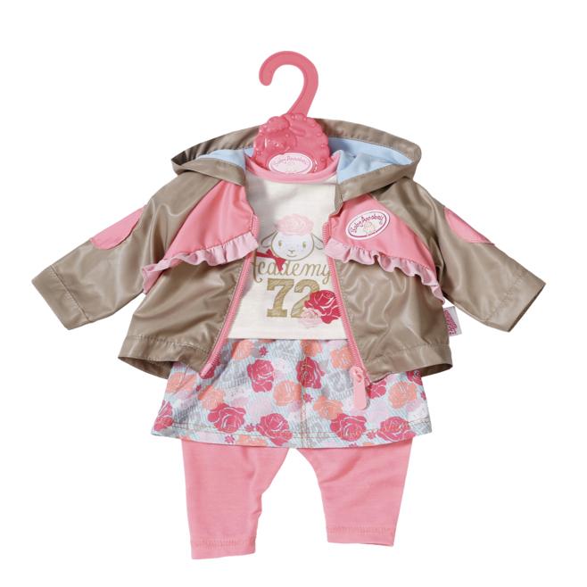 Oblečení s bundou Baby Annabell