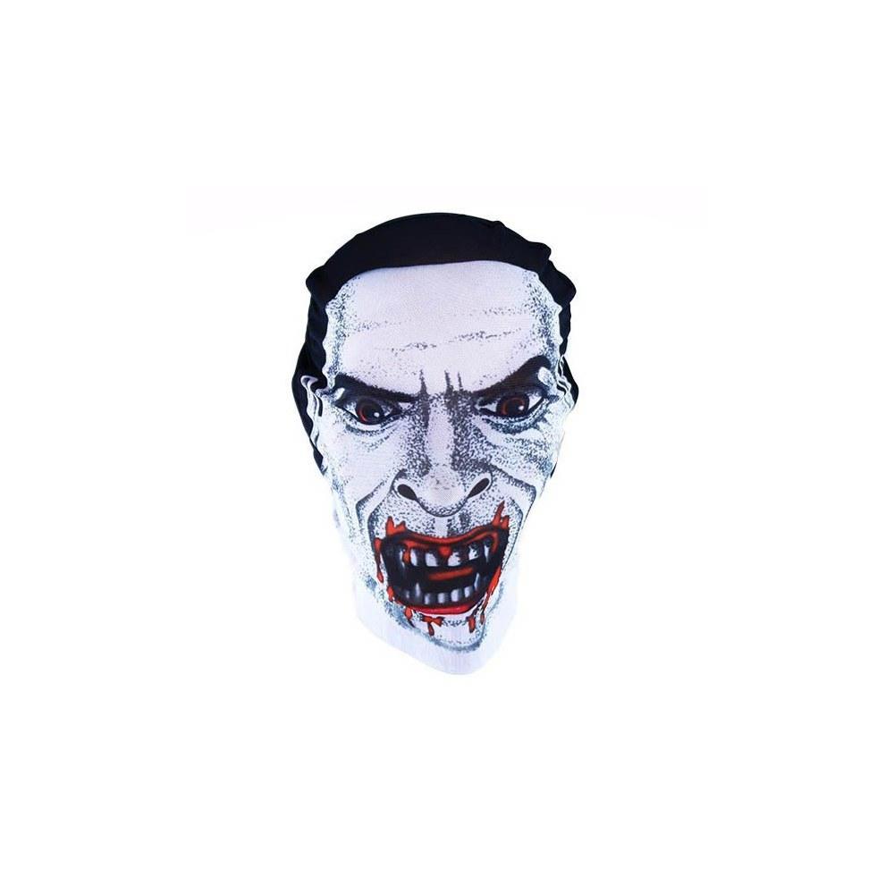 Maska textilní Halloween 5 druhů