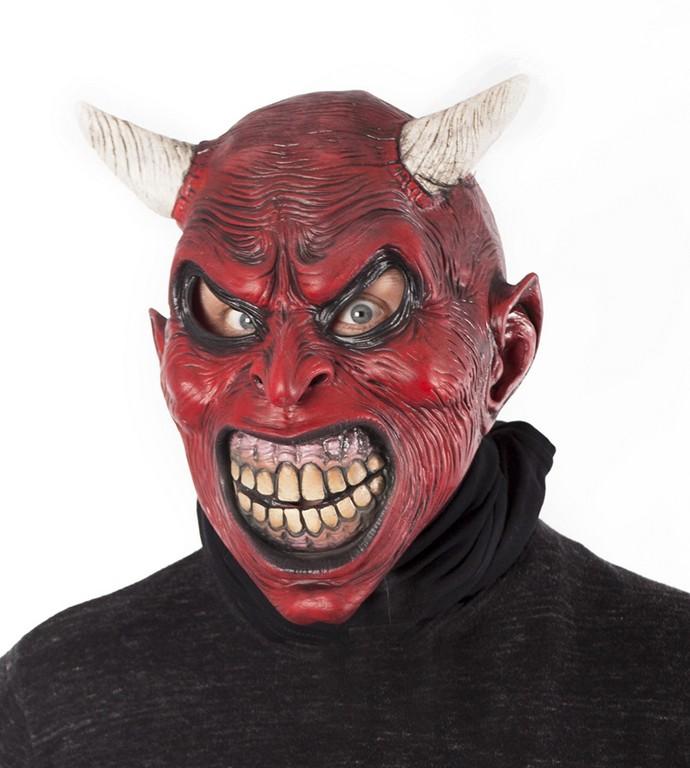 Maska Čert / Ďábel