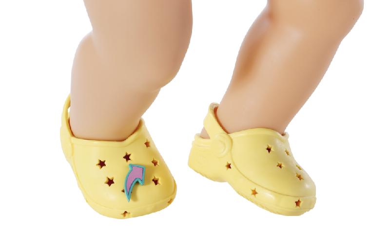 BABY born Gumové sandálky 6 druhů