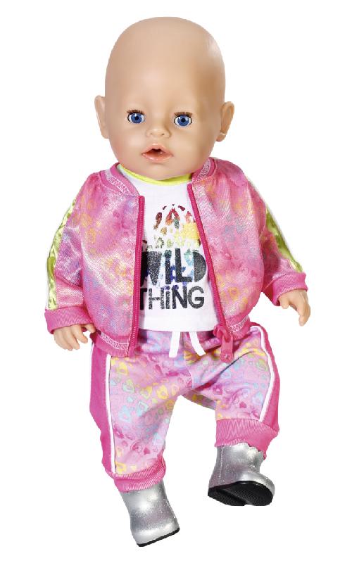 BABY born Módní růžová souprava 43 cm