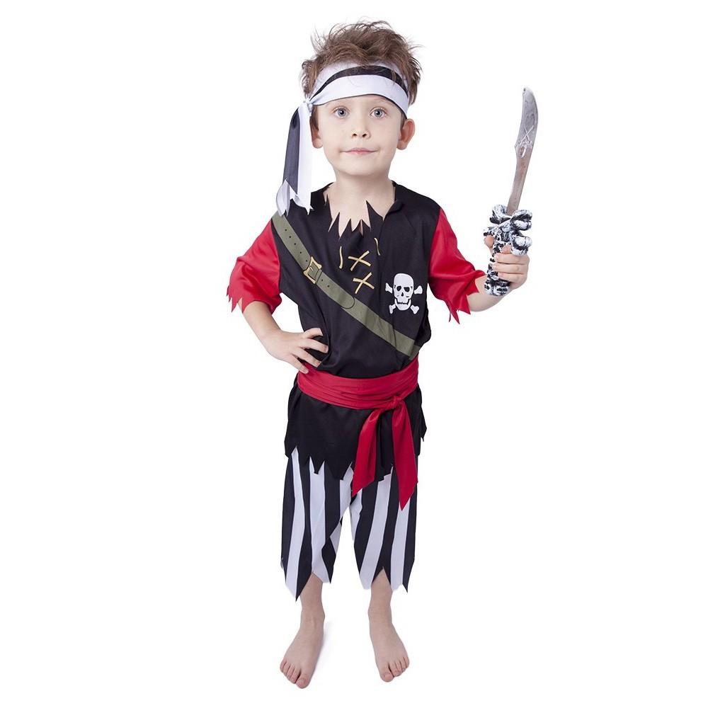 Dětský kostým Pirát s šátkem (L)