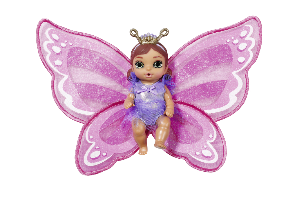 BABY born Surprise Miminka 5 Motýlci, Sidekick, 12 druhů