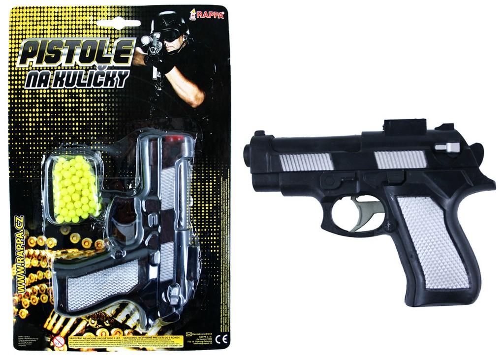 pistole na kuličky