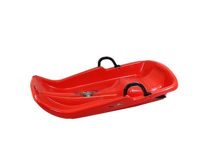 boby Twister plastové červené