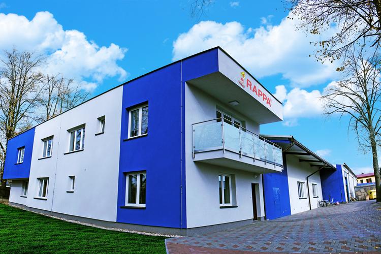 RAPPA - kancelářská budova