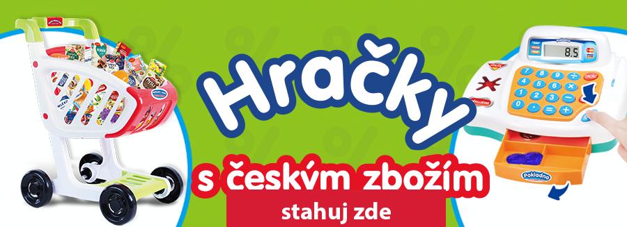 RAPPA - Hračky s českým zbožím