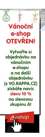 RAPPA - Vánoční e-shop
